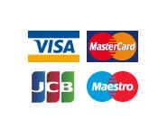ビザ、マスターカード、JCB、マエストロのデビット・クレジットカードによるΧΜの入金方法